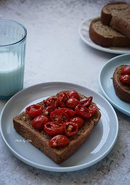 半乾小番茄