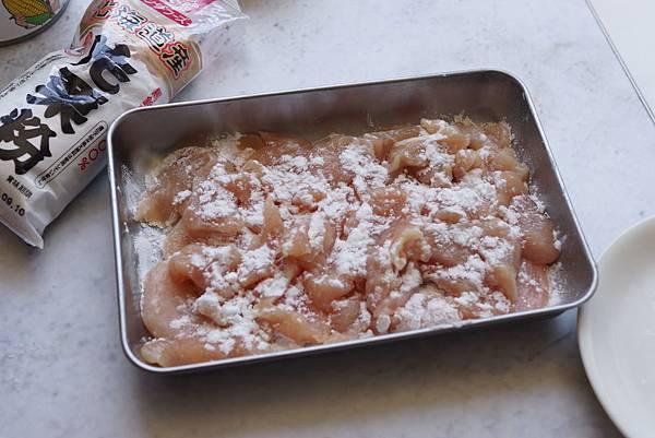 奶油玉米雞柳