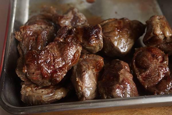 鵝卵石燉牛肉