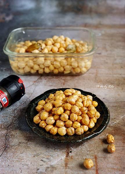 香酥鷹嘴豆