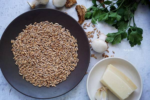 法若小麥燉飯