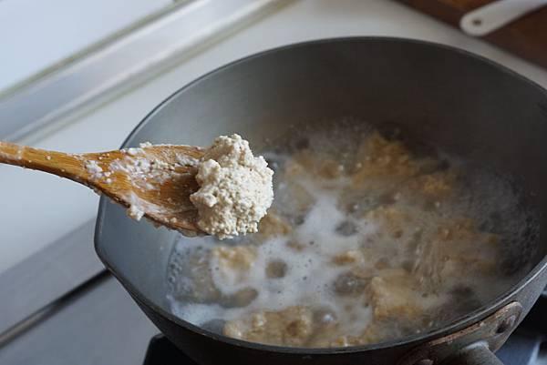 燕麥麵疙瘩