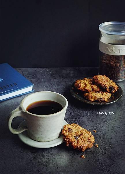 咖啡麥片餅乾