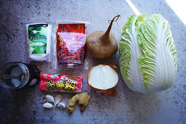 FMD版韓式泡菜