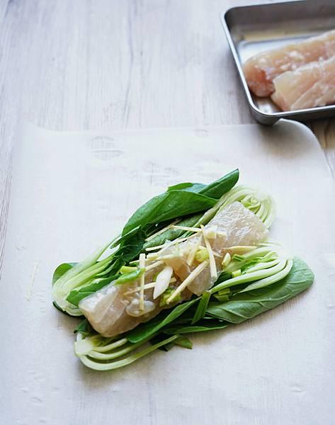 袋烤味噌鱈魚