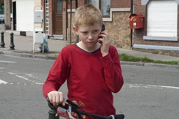 騎單車的男孩2