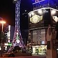 嘉義市的地標鐵塔