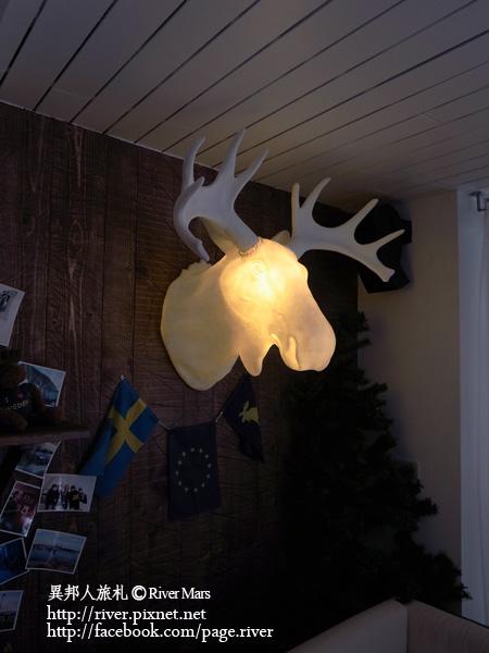 迷路麋鹿 瑞典小酒館 7