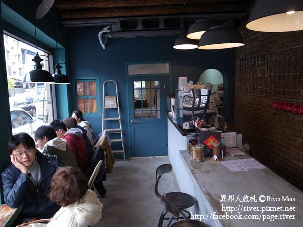 臺南神農街太古咖啡 2
