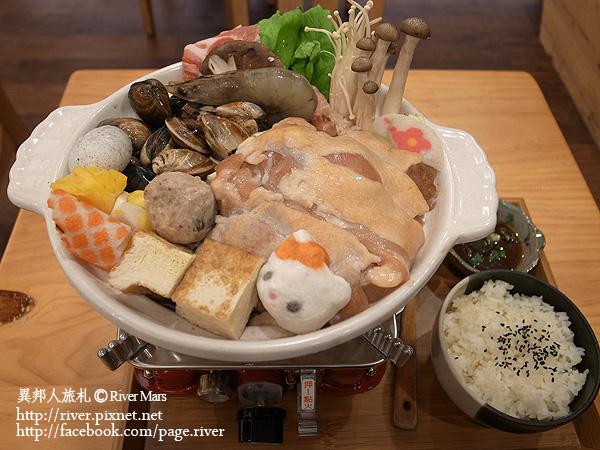 海力士 蛤蠣雞腿鍋