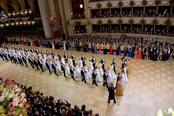 Vienna+Opera+Ball