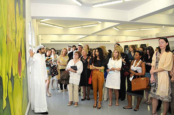 1-Art-Dubai-Collectors-Circle-Tour-March-16