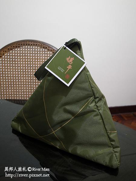 (圖)臺北晶華酒店端午粽子 1