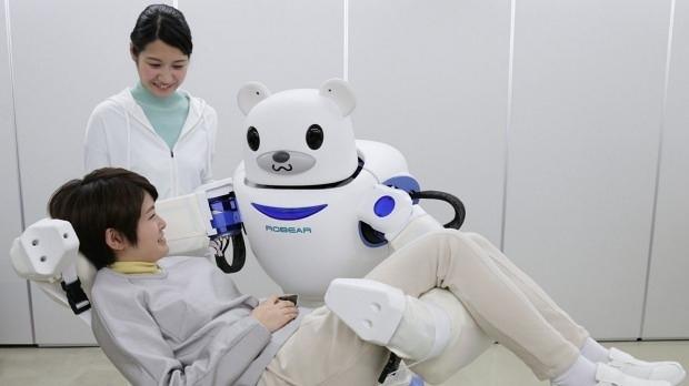 機器熊護士