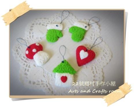 聖誕吊飾2
