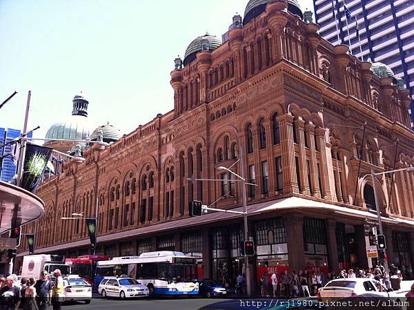 QVB (Queen Victoria Building) 維多利亞女王大廈