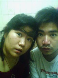 我跟妹子的臉度擴張運動