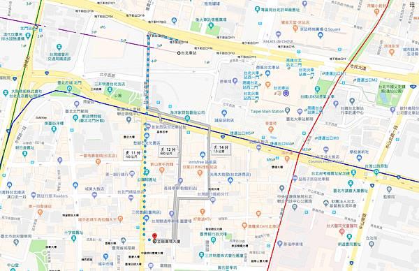 台北場地重慶77號台北車站到教室.jpg