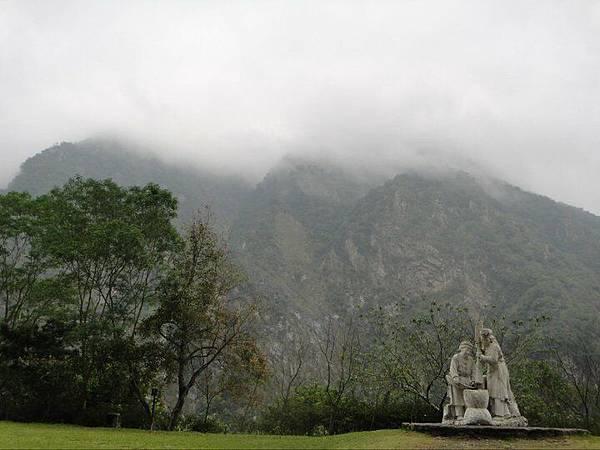 山中原住民部落