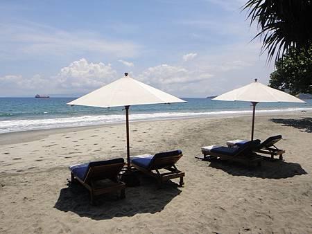 阿曼私人海灘