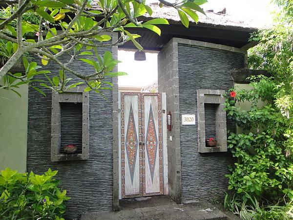 Cliff villa