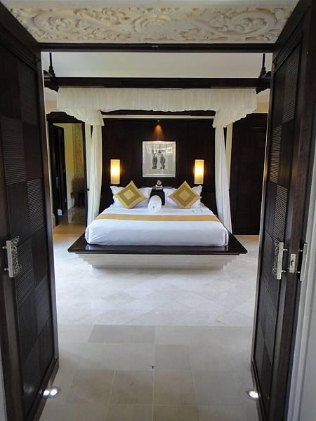 Clifee villa臥室