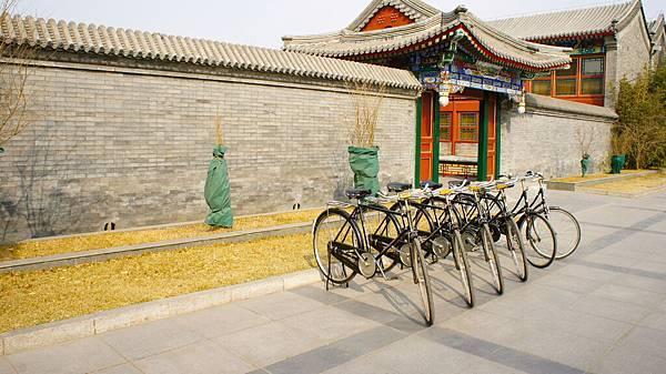 飯店自行車