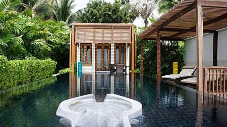 私人泳池別墅