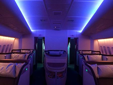 CX first class