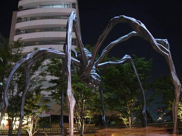 六本木大蜘蛛