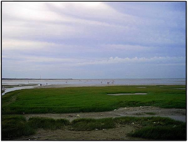 高美堤岸2