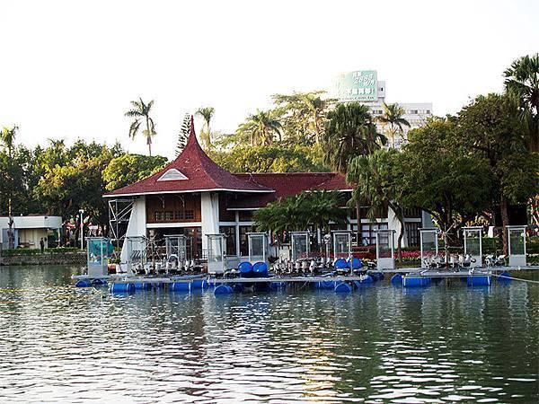 台中公園湖