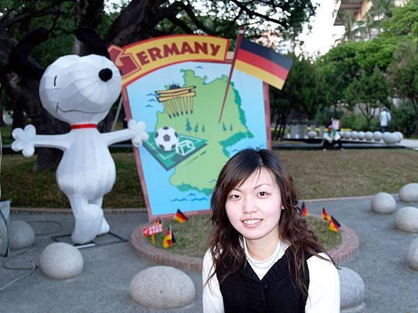 Vicki 德國Snoopy