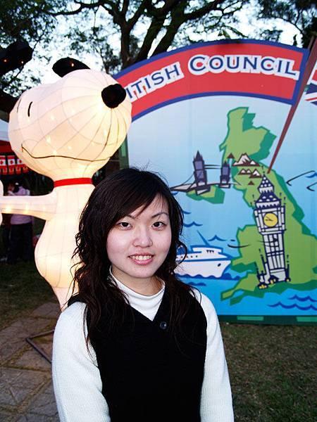 Vicki 英國Snoopy