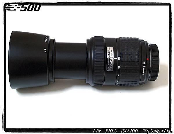 150焦段+遮光罩