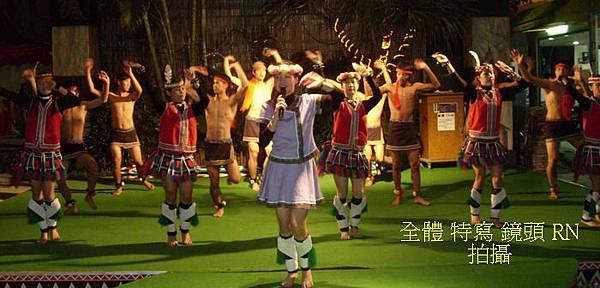 石藝大街RN E原住民 特色 舞蹈