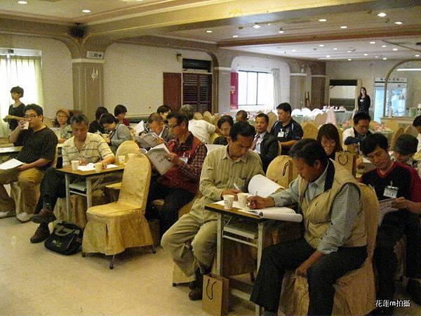 花蓮縣資訊協會成立大會會場準備投票2.JPG