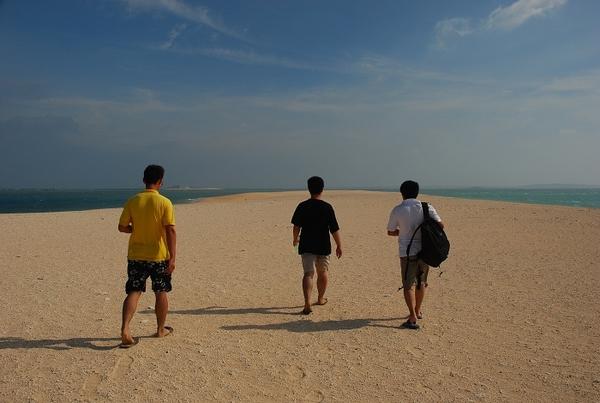 13 吉貝的海豚灣 白沙 藍天 大海 很開闊.jpg