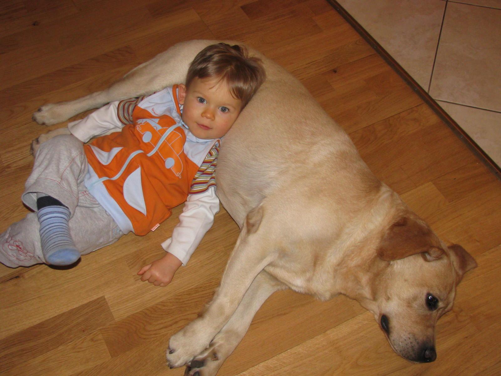 Kid&Dog