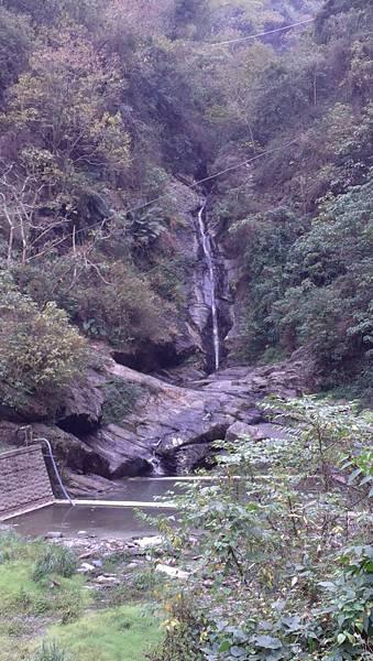 涼山瀑布第一層