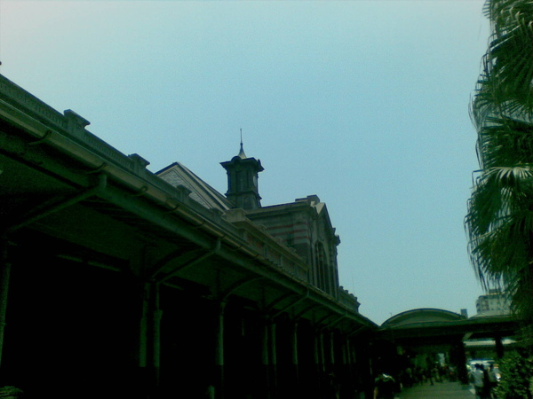 古老的車站