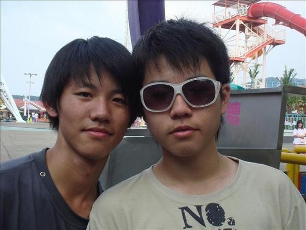 浩庭&太陽眼鏡
