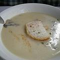 哈尼的奶油蘑菇湯