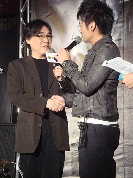 小范 In 演唱會記者會
