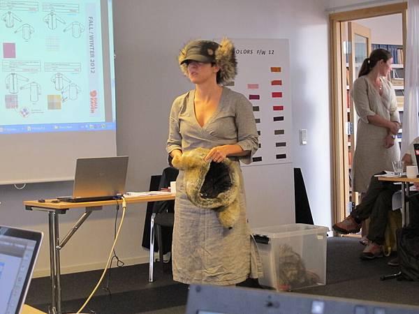 Fjallraven sales meeting-6帽子-1.JPG