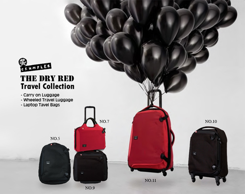 1.[RL報報] 小野人跨界晉升旅遊咖! The Dry Red Travel Collection旅行系列(The Dry Red Travel Collection 主視覺)