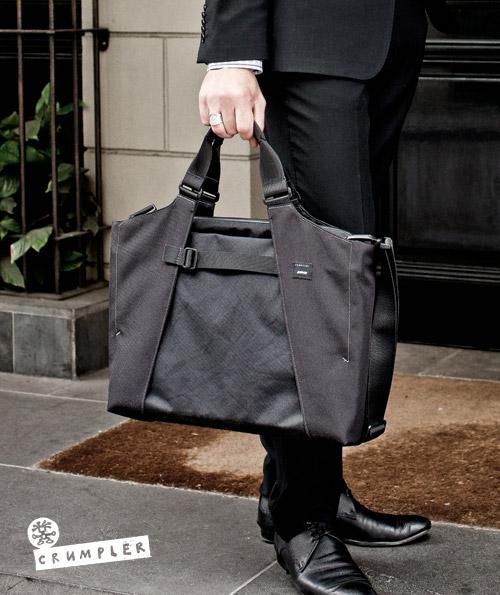 [RL快報]Crumpler Heist商務系列全面開賣