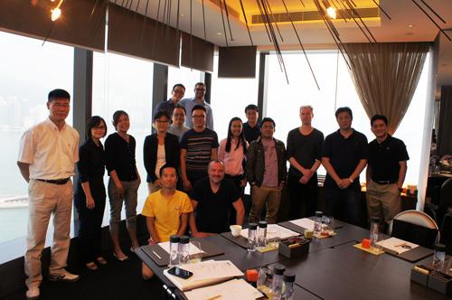4.Mr.Rockland香港Crumpler高峰會_會議圓滿成功,一定要來張大合照!