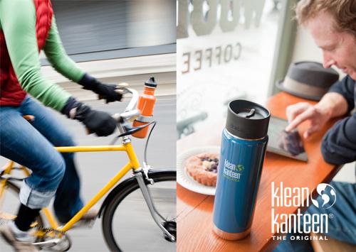 實踐環保與品味生活的集合—Klean Kanteen不鏽鋼水壺