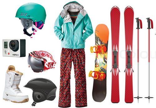 2.看雪也要暖呼呼(上)_這些大家想的裝備,是真的全部都需要買嗎?
